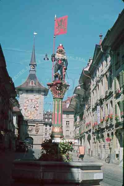 "Bern gate (""Berntor""), Switzerland 1939"