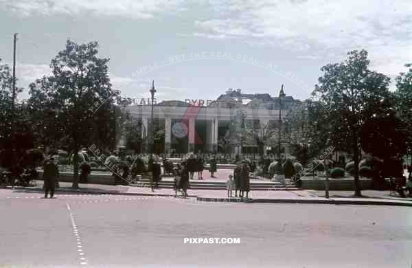 palais des pyrenees in pau france 1940 1 location. Black Bedroom Furniture Sets. Home Design Ideas